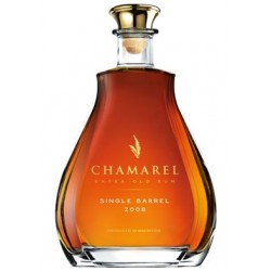 Chamarel 2008 Single Barrel Rum 0,7L