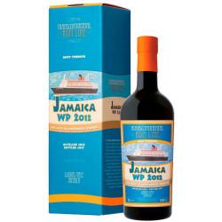 Transcontinental Rum Line JAMAICA WORTHY PARK Navy Strength Rum 2012 0,7L