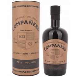 Companero JAMAICA-TRINIDAD Gran Reserva Rum 0,7L