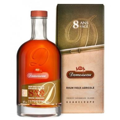 Damoiseau Vieux Rhum 8yo 0,7L