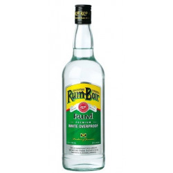Worthy Park Rum-Bar White Overproof Rum 0,7L