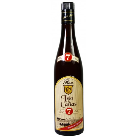 Isla de Canas Reserva Especial Rum 7 let 0,7L