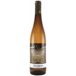 Vinařství Štěpánek, Sauvignon výběr z hroznů 2016, 0,75L