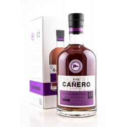 Ron Canero 12 Solera Ron Dominicano SHERRY CREAM CASK FINISH Rum 0,7L