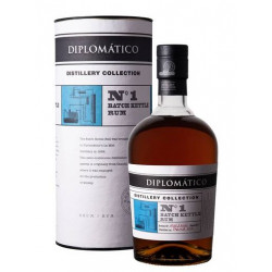 Diplomatico Distillery Collection No.1 Batch Kettle Rum 0,7L