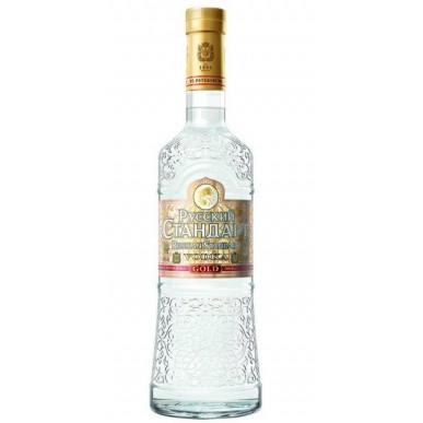 Russian Standard Gold Vodka 0,7L