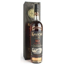 Kaniché Double Wood XO Rum 0,7L