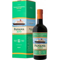 Transcontinental Rum Line PANAMA Rum 2013 0,7L