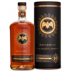 Bacardi Gran Reserva Especial Rum 16yo Limited Edition 1L