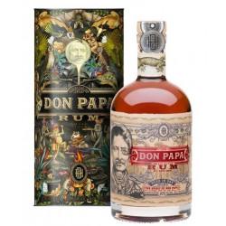 Don Papa Flora & Fauna Rum 0,7L