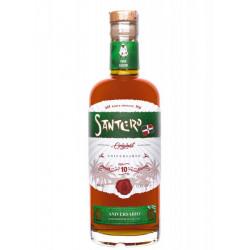 Santero 10 Aniversario Rum 0,7L