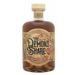 The Demon's Share Rum 0,7L