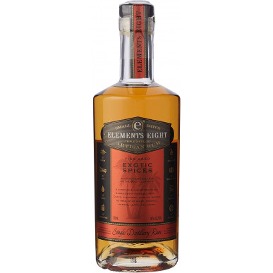 Elements Eight Exotic Spiced Rum 0,7L