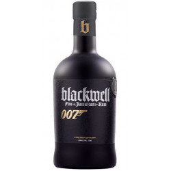 Blackwell 007 Limited Edition Rum 0,7L