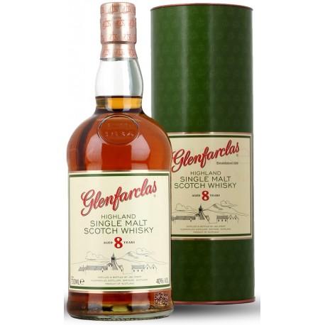 Glenfarclas Whisky 8 let 0,7L
