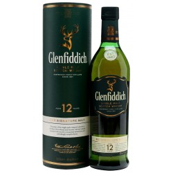 Glenfiddich Whisky 12 let 0,7L