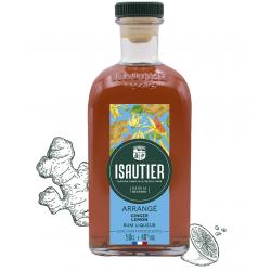 Isautier Arrangé Gingembre Citron Rum 0,5L