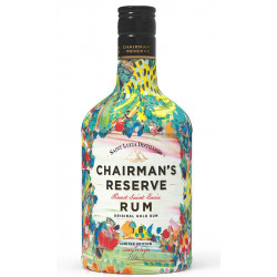 Chairman's Reserve Rum Limited Edition by LLewellyn Xavier 0,7L