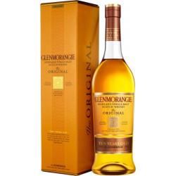 Glenmorangie THE ORIGINAL Highland Single Malt Scotch Whisky 10yo 0,7L