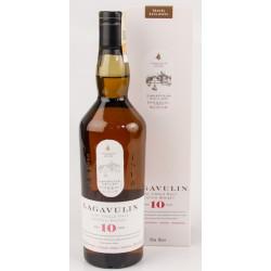 Lagavulin Single Malt Whisky 10yo 0,7L