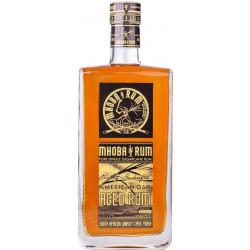 Mhoba American Oak AGED Rum 0,7L