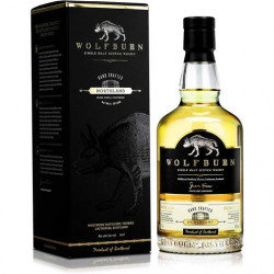 Wolfburn NORTHLAND Single Malt Scotch Whisky First General Release 0,7L