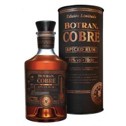 Ron Botran COBRE Spiced Rum Edición Limitada 0,7L