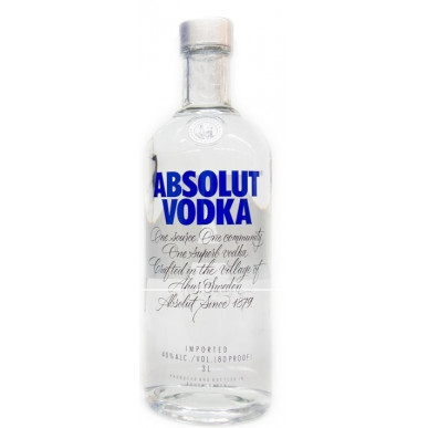 Absolut Vodka 3L