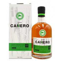 Ron Canero 12 Solera Ron Dominicano MALT WHISKY CASK FINISH Rum 12yo 0,7L