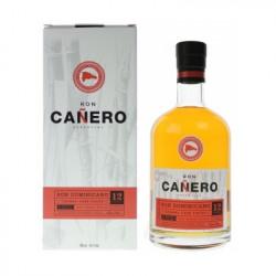 Ron Canero 12 Solera Ron Dominicano COGNAC CASK FINISH Rum 12yo 0,7L