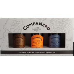 Companero Rum Miniset 3x0,05L