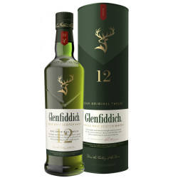 Glenfiddich Whisky 12 let 0,7L