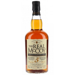 The Real McCoy Prohibition Tradition Rum 5yo 0,7L