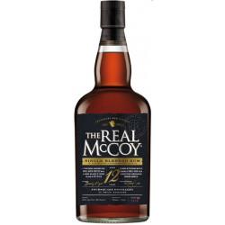 The Real McCoy Single Blended Rum 12yo 0,7L