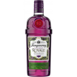 Tanqueray Blackcurrant ROYALE Distilled Gin 0,7L