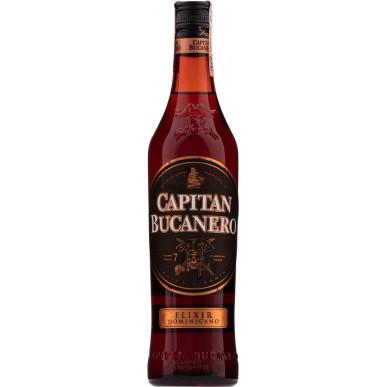 Capitan Bucanero Elixir Dominicano Rum 7yo 0,7L