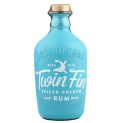 Twin Fin Spiced Golden Rum 0,7L