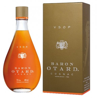 Baron Otard VSOP Cognac 0,7L