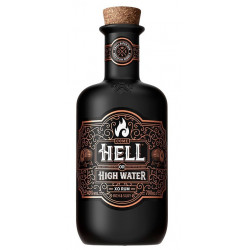Hell or High Water Xo Rum 0,7L