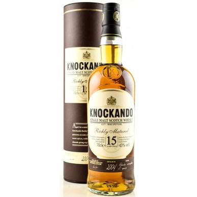 Knockando Richly 1997 Matured Whisky 15yo 0,7L