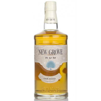 New Grove Old Oak Aged Rum 0,7L
