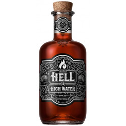 Hell or High Water Spiced Rum 0,7L