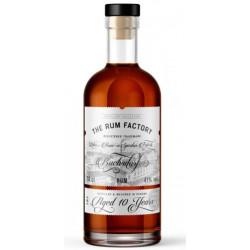 The Rum Factory Rum 10yo 0,7L
