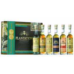Plantation Cigar Box Rum 6x0,1L