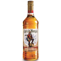 Captain Morgan Original Spiced Gold Rum 0,7L