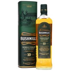 Bushmills Single Malt Whiskey 10yo 0,7L