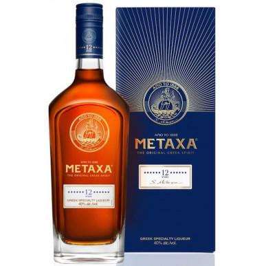 Metaxa 12 Stars 0,7L
