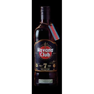Havana Club Anejo Rum 7yo 0,7L