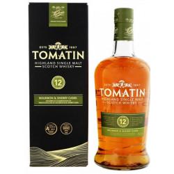 Tomatin Whisky 12yo 0,7L