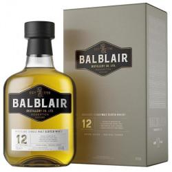 Balblair Highland Single Malt Scotch Whisky 12yo 0,7L